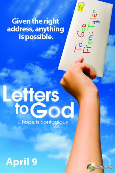 LETTERS TO GOD QUOTES FROM THE MOVIE